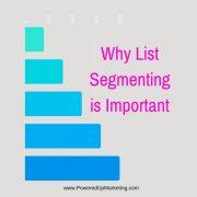 List Segmenting